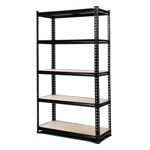 0.9M 5-Shelves Steel Warehouse Shelving