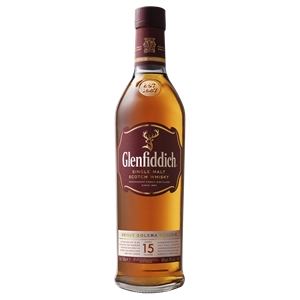 Glenfiddich 15YO Single Malt Scotch Whis