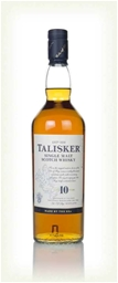 Talisker 10 Year Old Single Malt Scotch Whisky (1x700mL)
