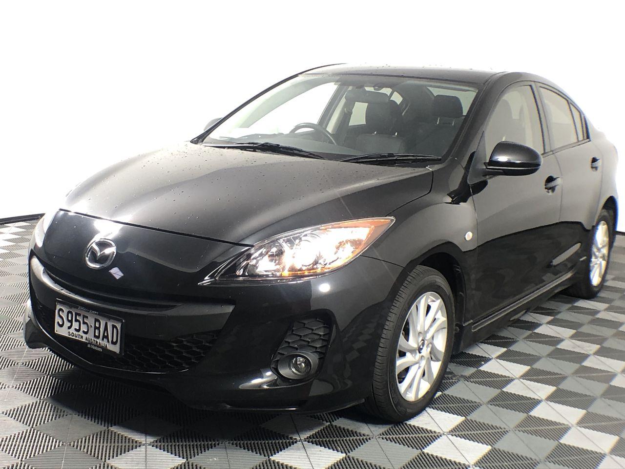2013 Mazda 3 Maxx Sport BL Automatic Sedan