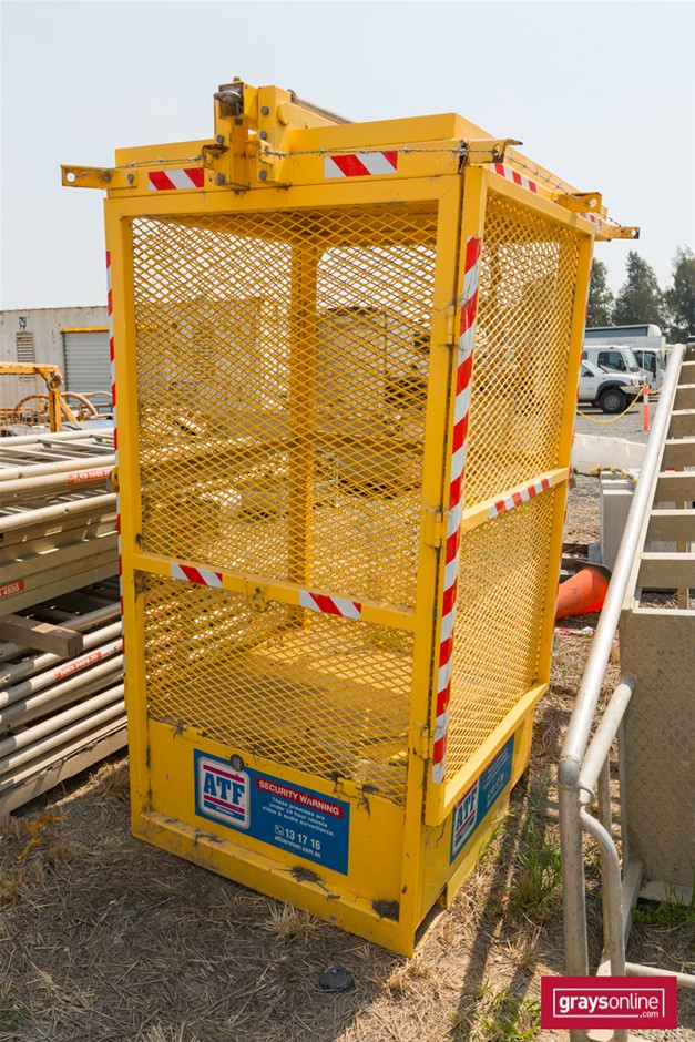 On-site Security Cage Approx. Length (mm): 1200 Appro