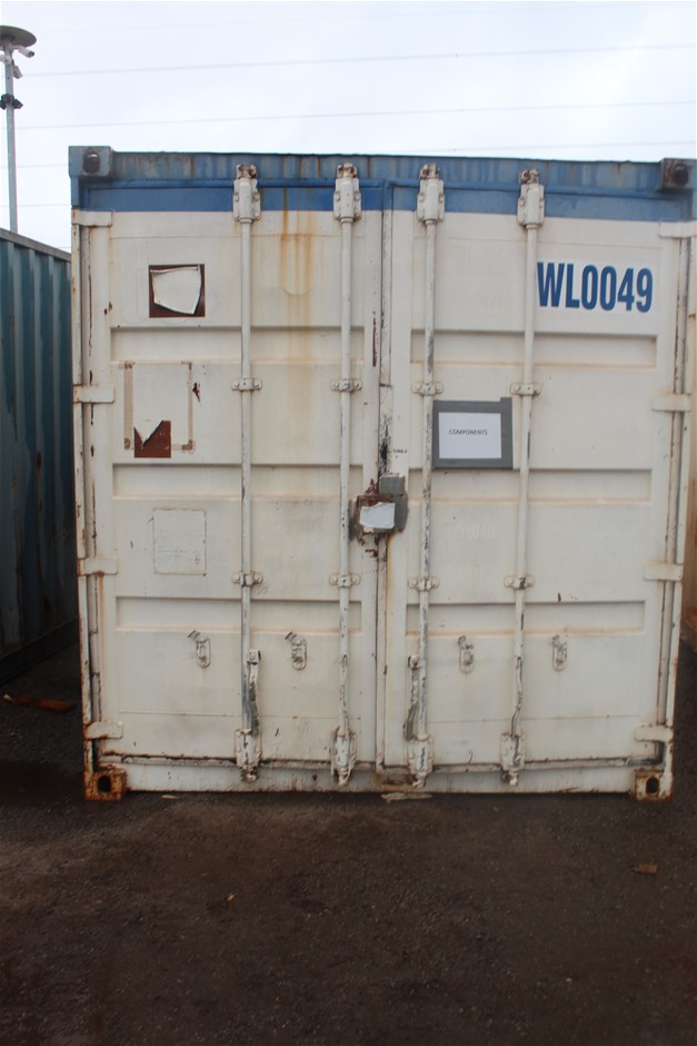 20-Foot Shipping Container