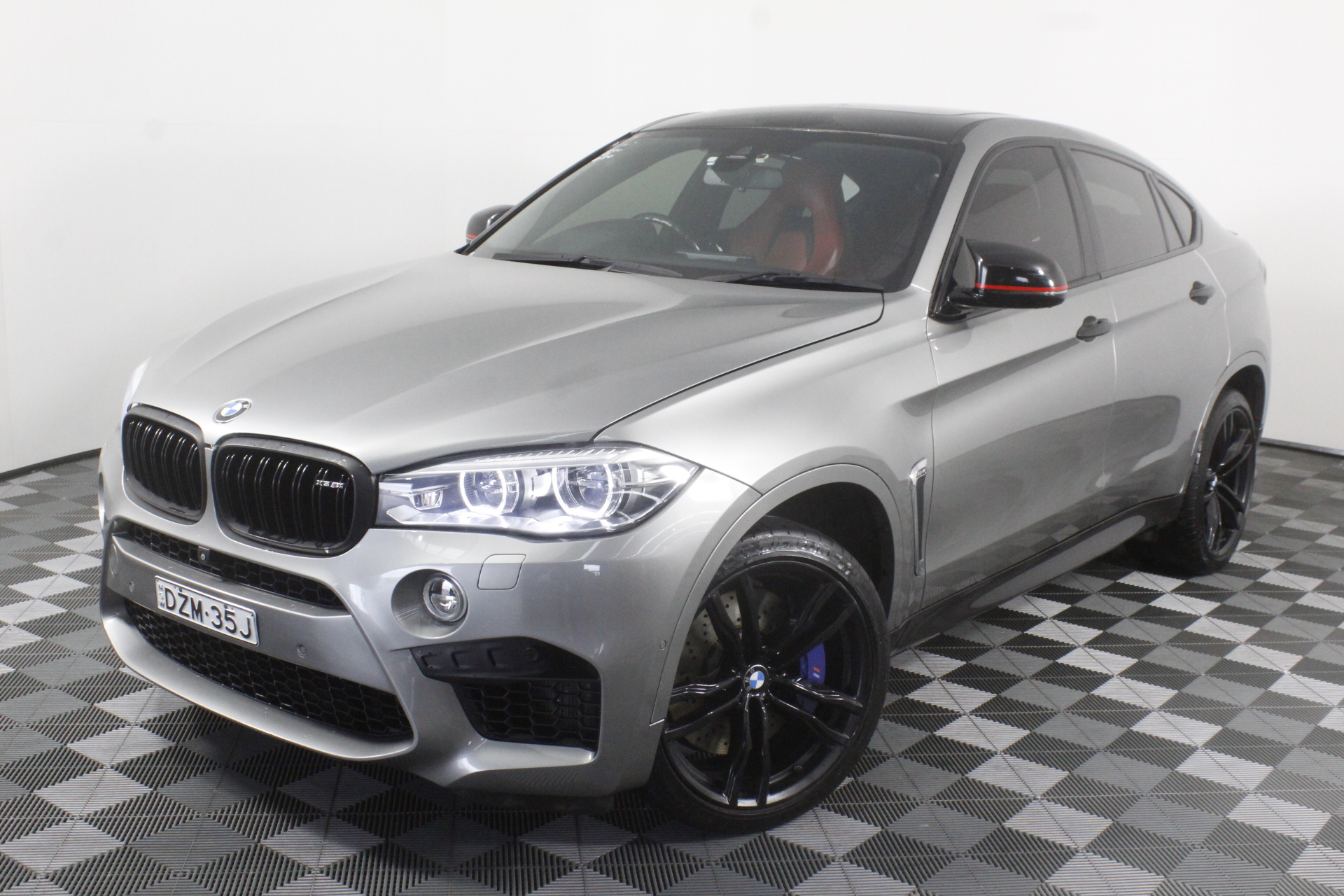 2016 BMW X6 M F86 Automatic - 8 Speed Coupe