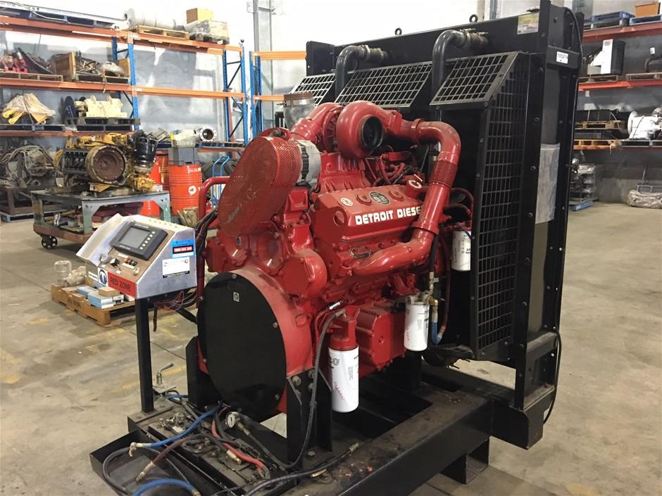 Detroit 6v92ta DDEC