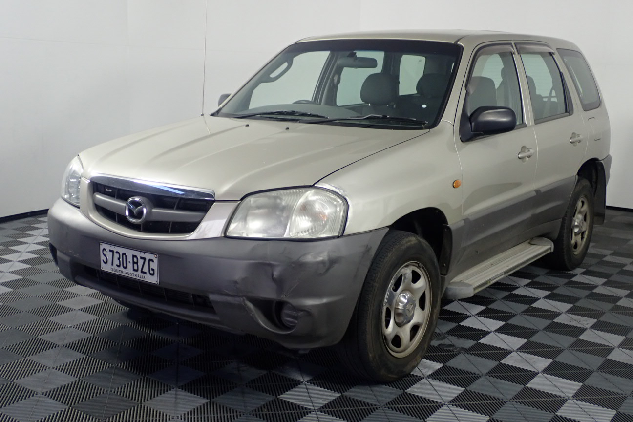 2002 Mazda Tribute Limited Automatic Wagon