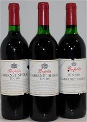 Penfolds Cabernet Shiraz Mixed Pack (3 x 750mL) SA
