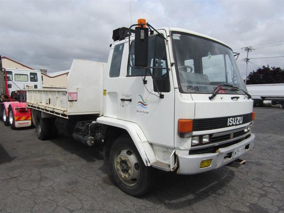 1990 Isuzu FSR5MF 4x2 Tipper Truck (Mount Gambier, SA)