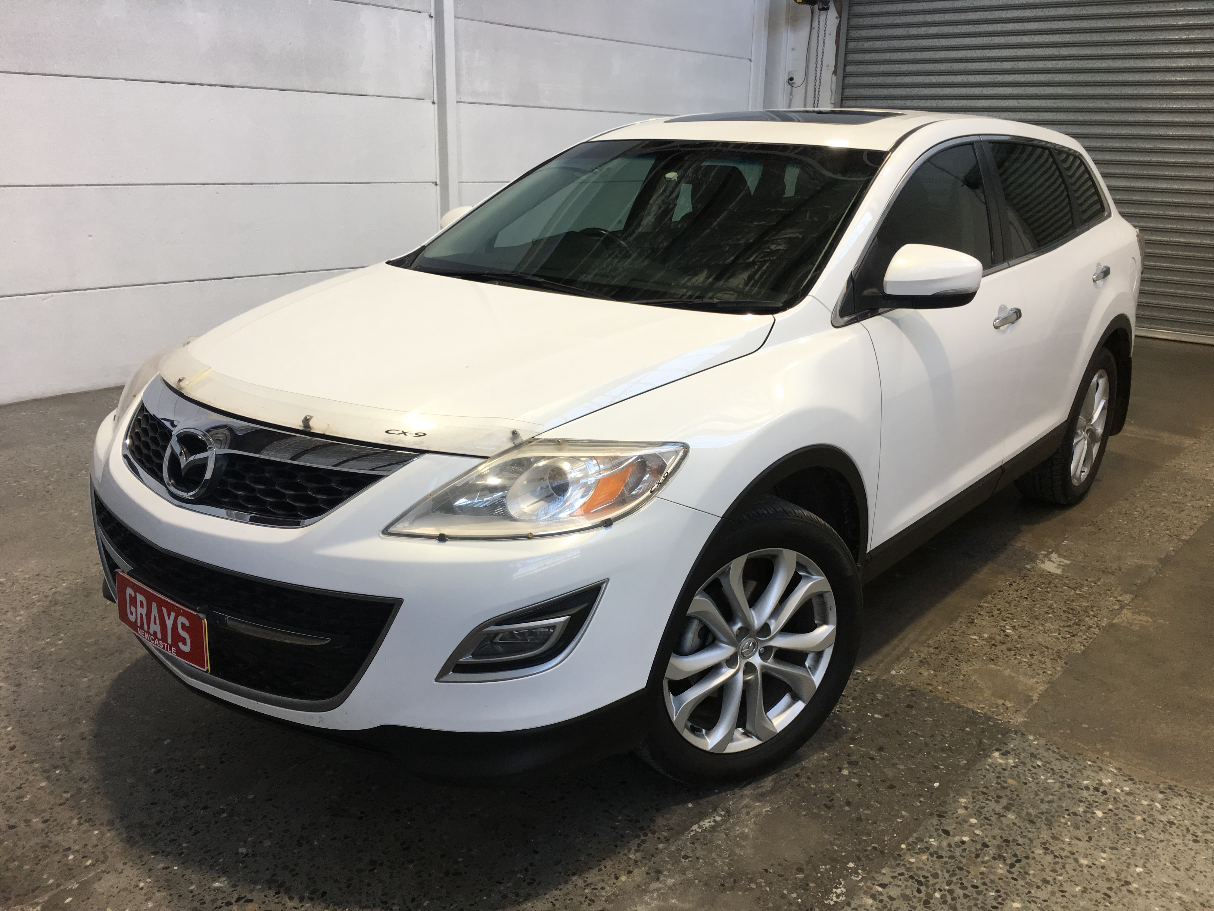 2012 Mazda CX-9 Luxury (FWD) Automatic 7 Seats Wagon