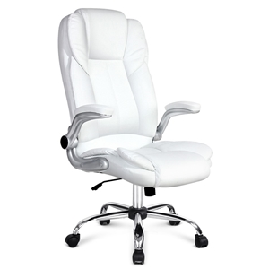 PU Leather Executive Office Desk Chair -