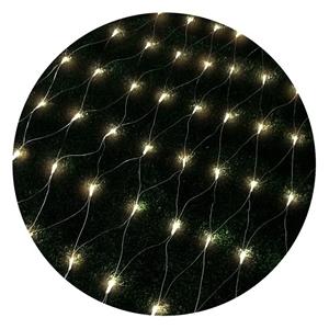 1000 LED Net Lights White