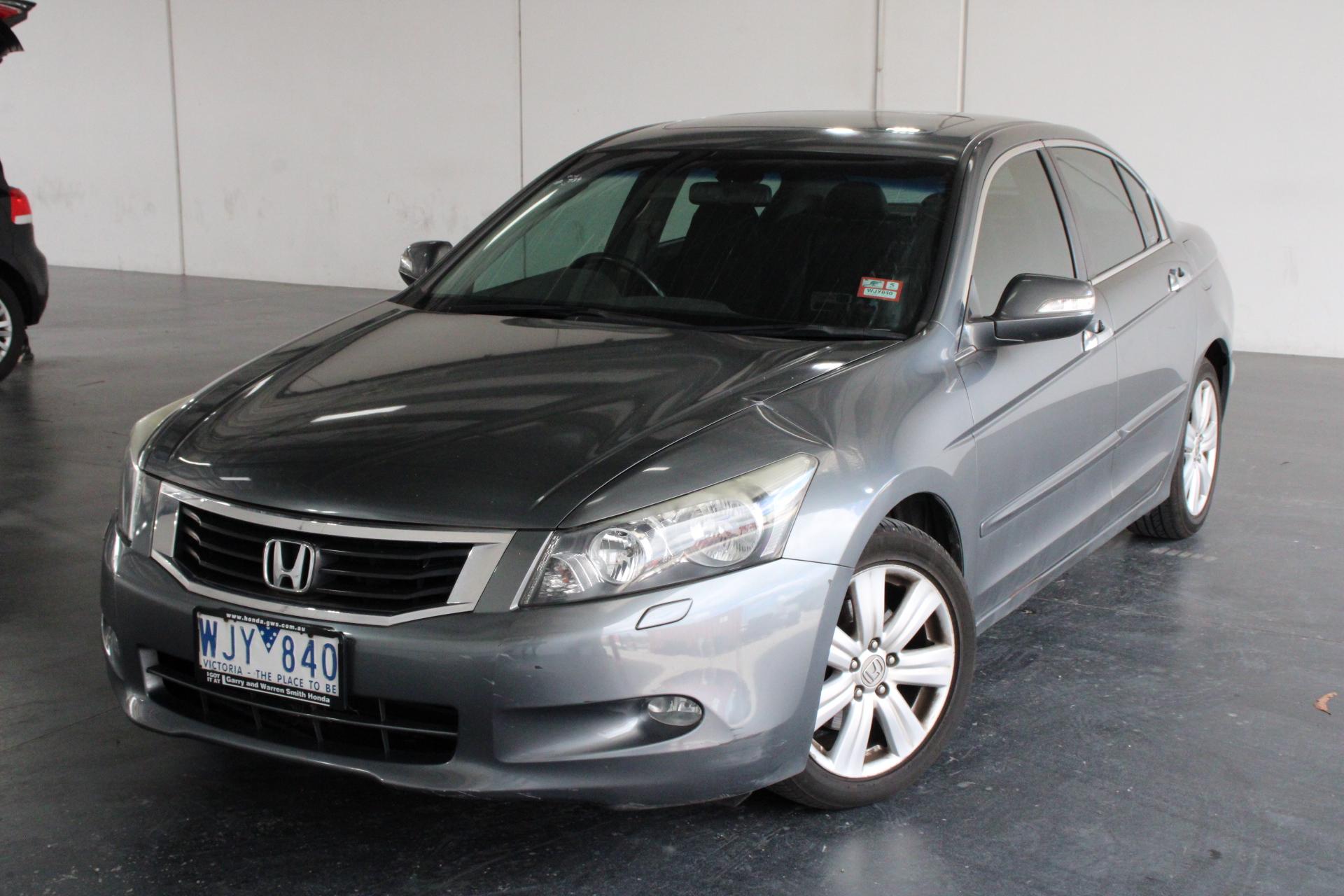 2008 Honda Accord V6 Luxury 8TH GEN Automatic Sedan