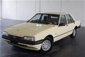 Unreserved 1984 Ford Falcon 3 auto Sedan