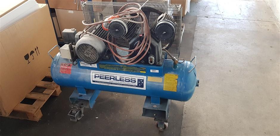 Peerless Unknown Mobile Air Compressor