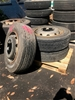 3 Truck Wheels and Tyres