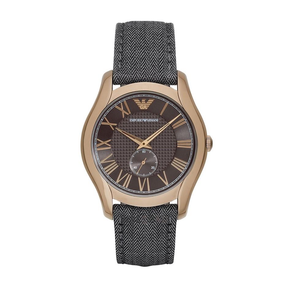 Stylish new men's Emporio Armani watch.