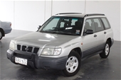 Unreserved 2000 Subaru Forester Automatic Wagon