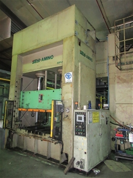 2x 2001 SEYI-AMINO SDP-200 Hydraulic Press