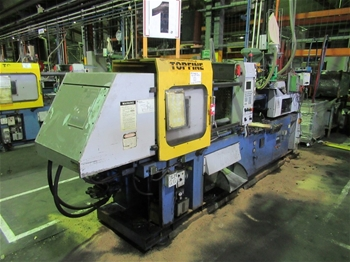 2001 Topfine 80 CE Injection Molder