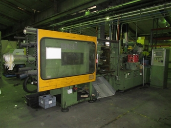 1986 Engel ES1300/250 ST Injection Molder