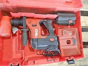 Hilti TE6-A Cordless Rotary Hammer Drill