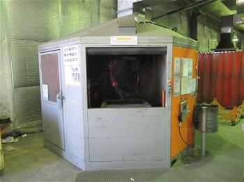 Yaskawa ERER-MA 1440/MH12-E00 Robotic Welding Cell