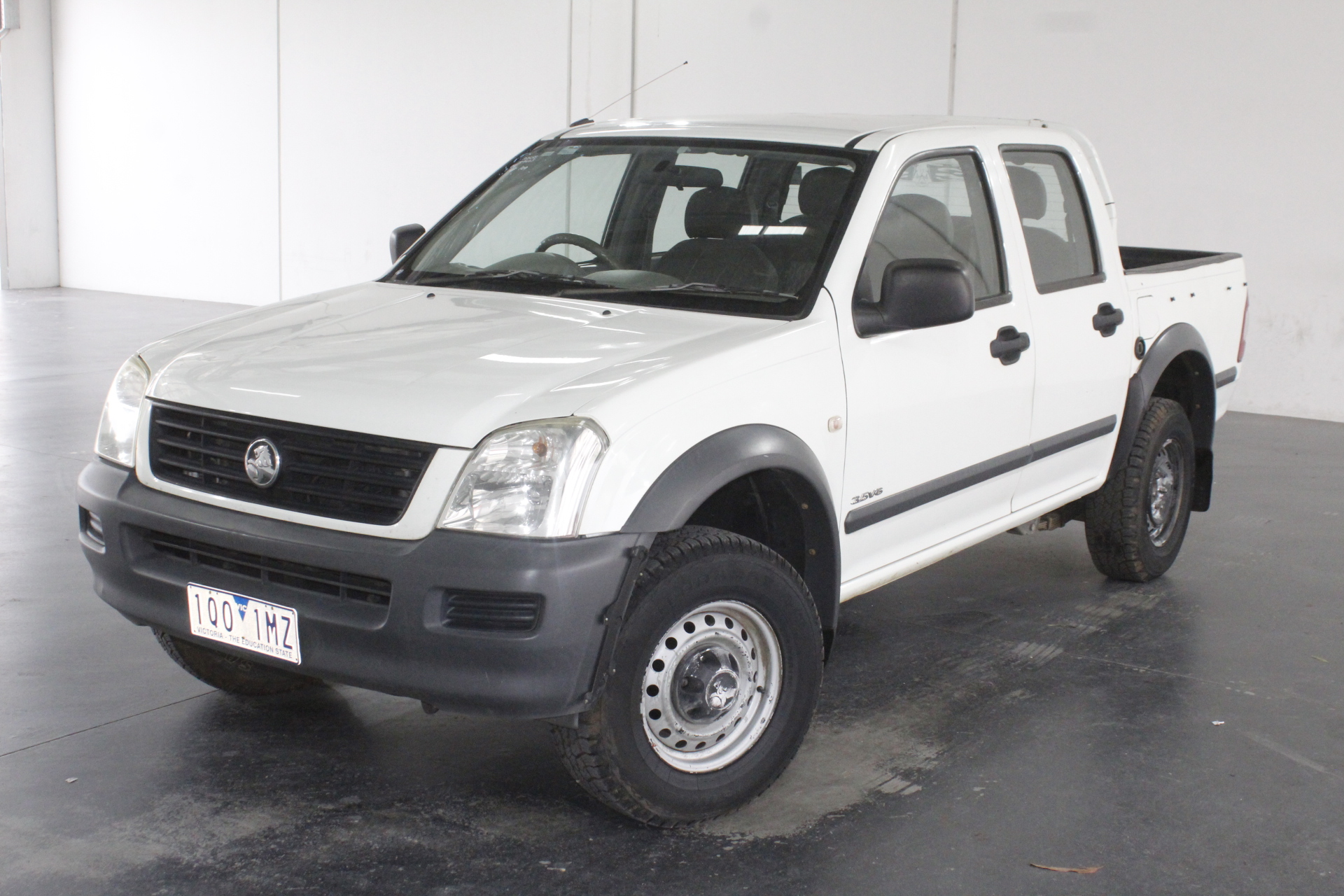 2005 Holden Rodeo LX RA Automatic Dual Cab