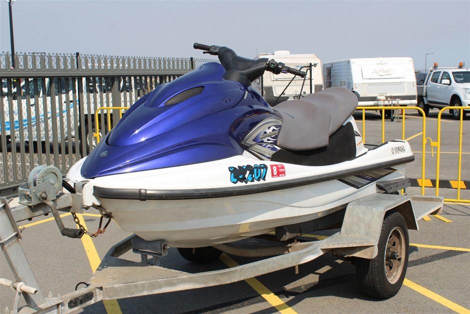 2006 Yamaha XLT Jetski & Trailer