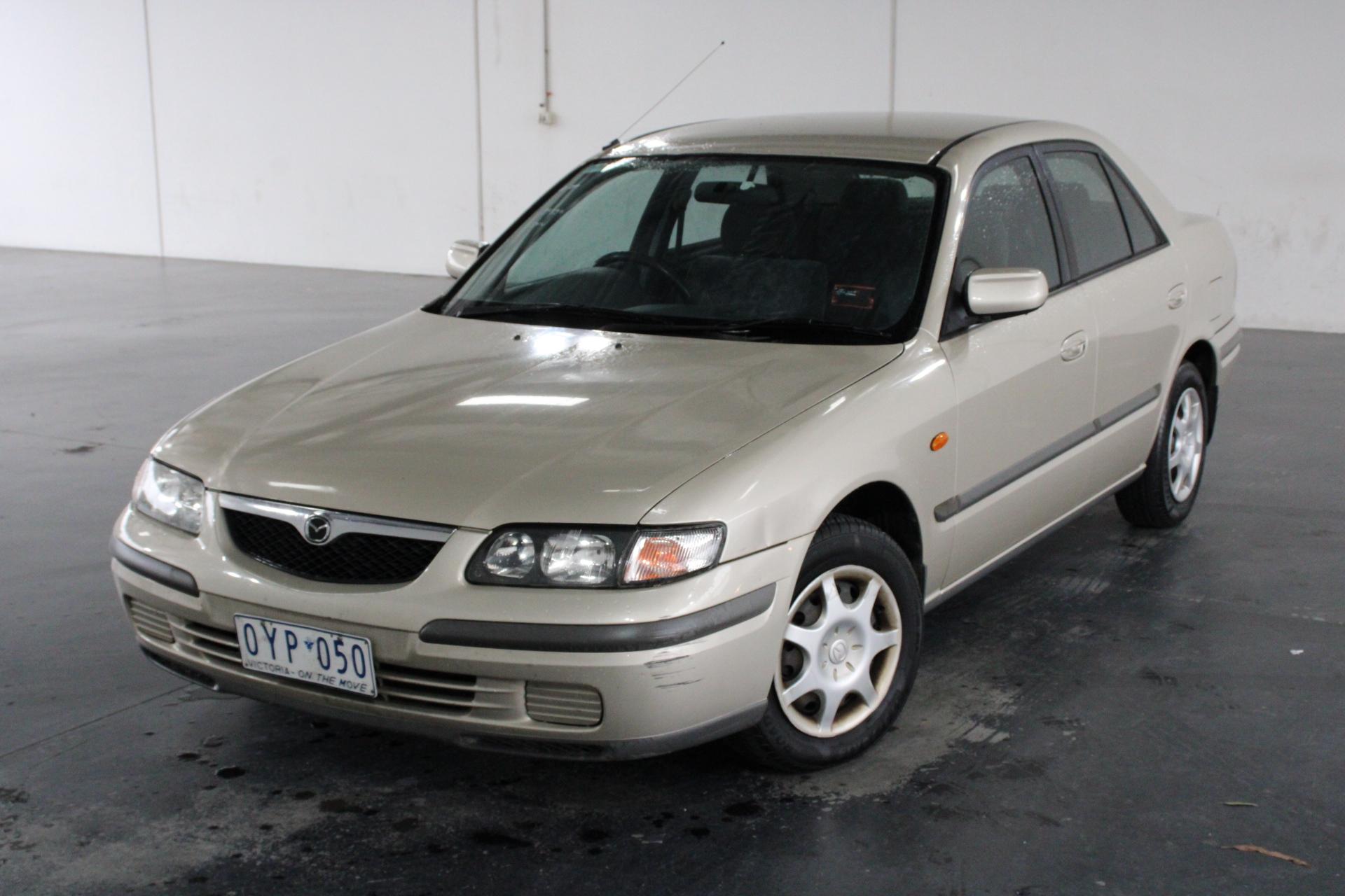 1998 Mazda 626 Classic GF Automatic Sedan