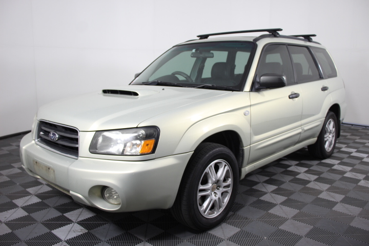 2004 Subaru Forester XT Turbo Luxury Pack Wagon
