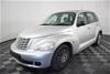 2006 Chrysler PT Cruiser Classic Automatic Hatchback, 100,288km