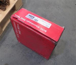 Box BOC aluminium Mig Wire 1.2mm