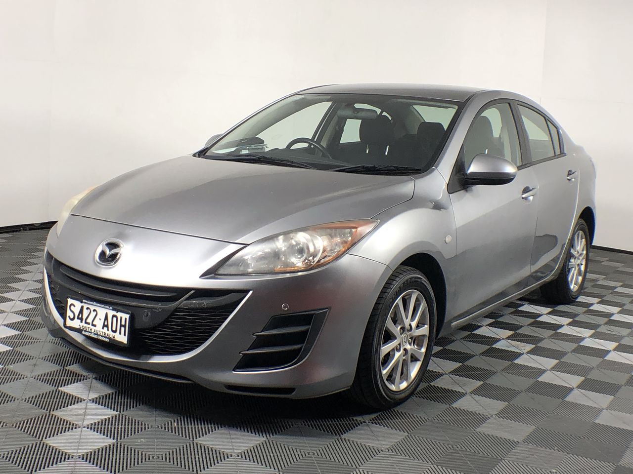 2010 Mazda 3 Neo BL Automatic Sedan (WOVR- INSPECTED)