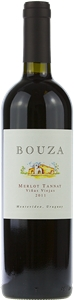 Bouza Old Vine Merlot Tannat 2011 (5 x 7