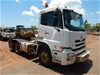 2010 UD Trucks GW470 6 x 4 Prime Mover Truck