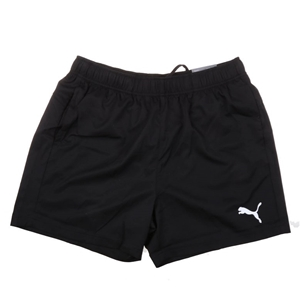 2 x PUMA Regular Fit Shorts, Size L, Bla