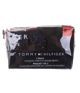 3 x TOMMY HILFIGER Men`s Cotton Stretch