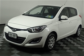 Unreserved 2014 Hyundai i20 Active PB Automatic Hatchback