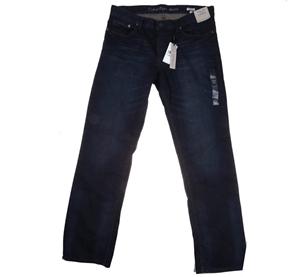 CALVIN KLEIN Men`s Denim Jeans, Size 34