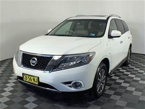 2014 Nissan Pathfinder ST-L R52 CVT 7 Se
