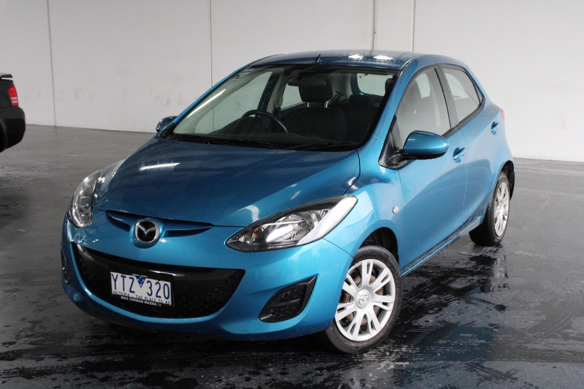 2011 Mazda 2 Neo DE Automatic Hatchback