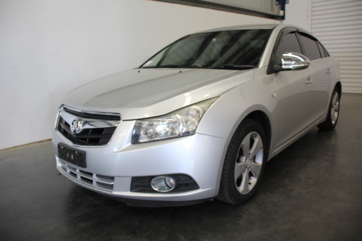 2010 Holden Cruze CDX Automatic 4 Cyclinder
