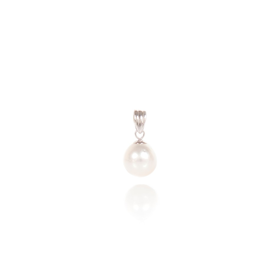South Sea White Pearl 9mm Pendant