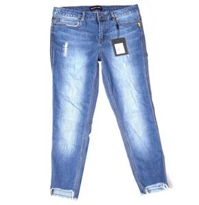 2 x BETTINA LIANO Women`s Crop Jeans, Si