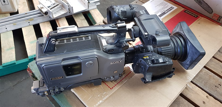Sony DSR-300AP Digital Video Camcorder