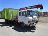 Hino Ranger 4D 4 x 2 Tray Body Truck