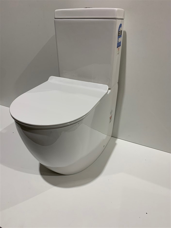 Brand New Back to Wall Toilet Suit, S and P Trap Suitable