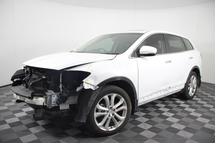 2012 Mazda CX-9 Luxury Automatic 7 Seats Wagon (WOVR)