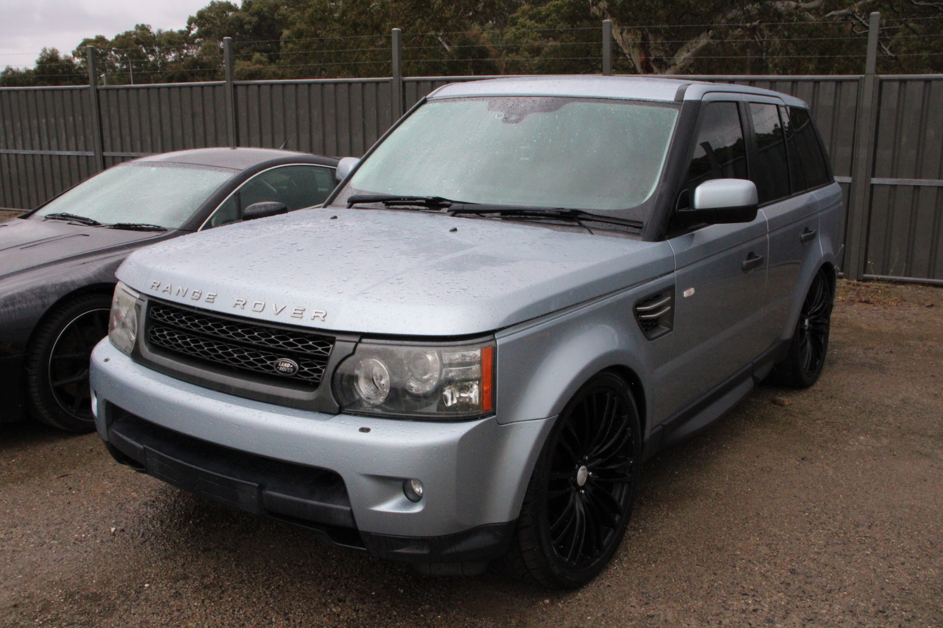 2011 Land Rover Range Rover Sport 3.0 TDV6 Turbo Diesel Automatic Wagon