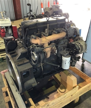 Iveco Truck Engine
