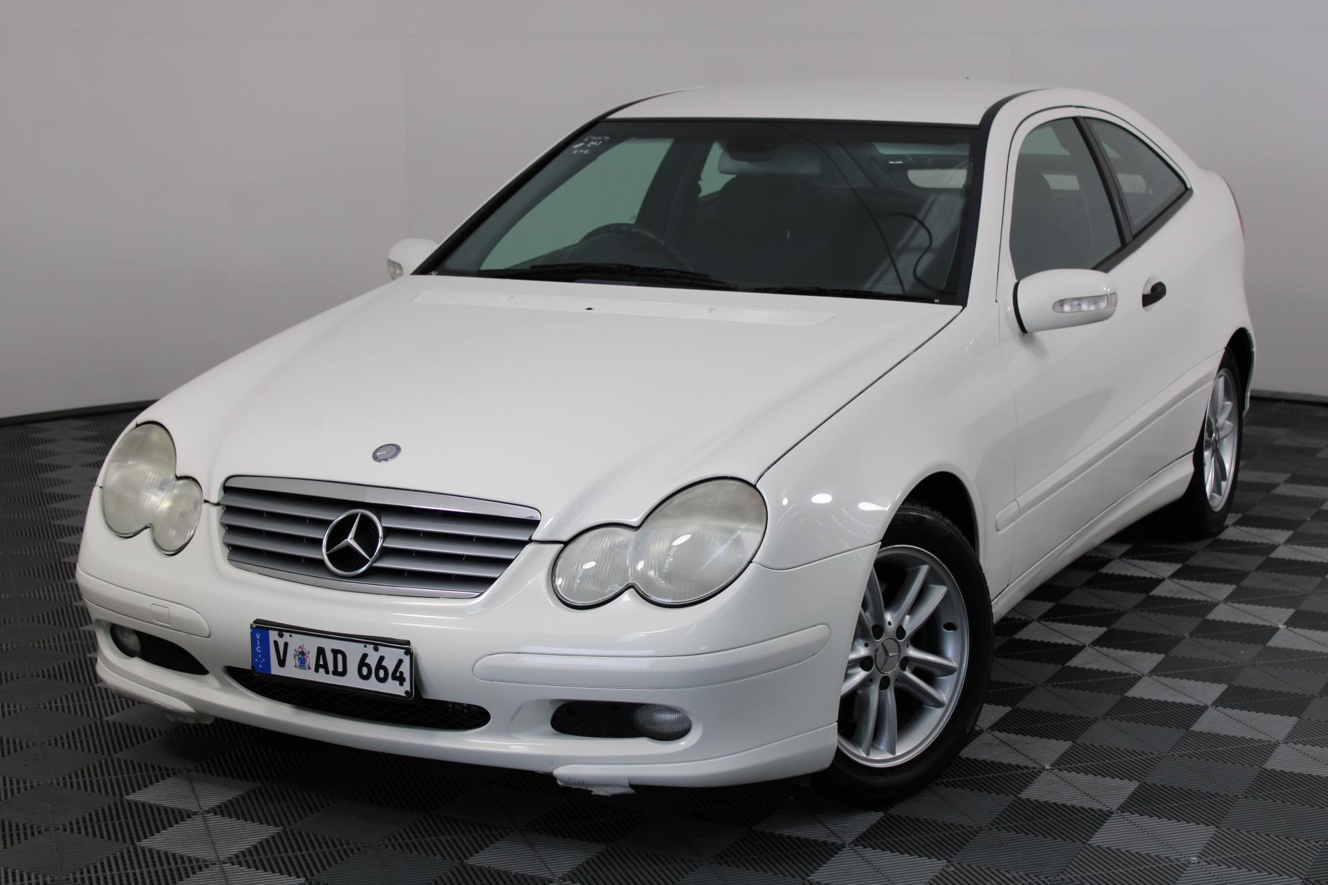 2002 Mercedes Benz C180 CL203 Automatic Coupe